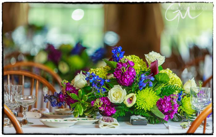 McClelland's Florist Centerpieces