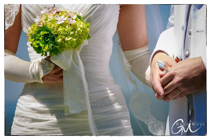 Such a beautiful wedding dress