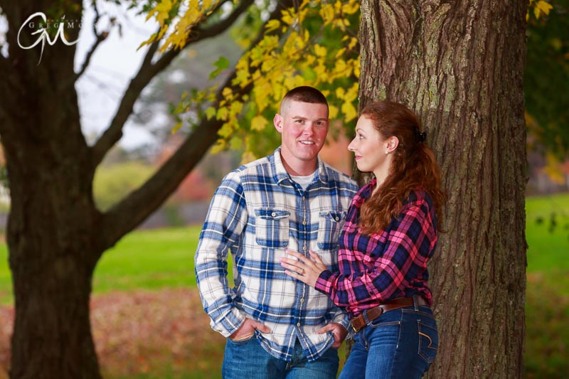 Western Mass Engagement Photography