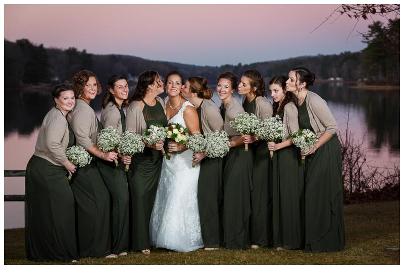 Western Massachusetts Wedding Photographer