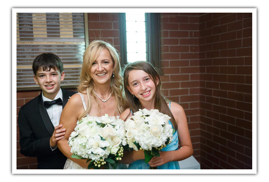 West Springfield Church wedding