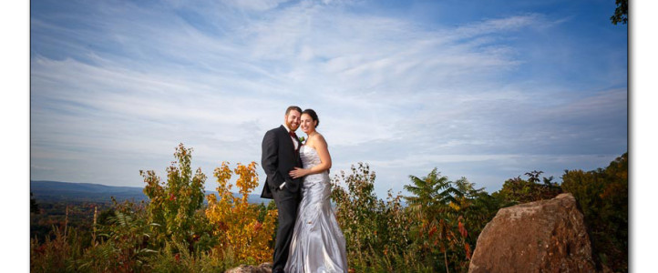 Galina and Jeff | The Log Cabin Wedding Photography | Holyoke Ma