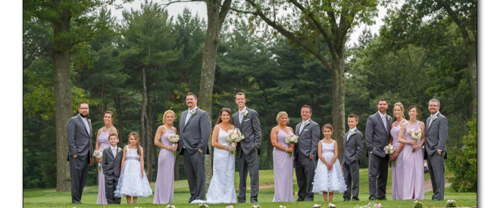 Alicia and Mike Wedding | Longmeadow Mass Wedding Photography | Twin Hills Country Club