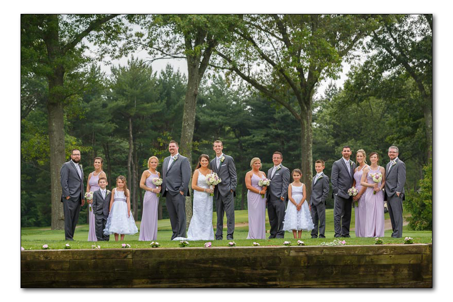 Longmeadow wedding photography