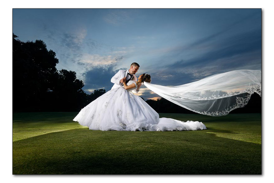 Springfield County Club Wedding Photography