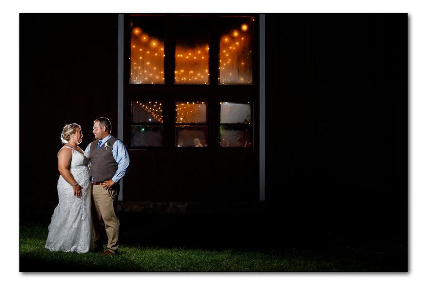Red Barn Wedding